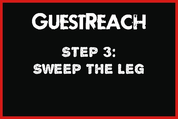 Guestreach Step 3