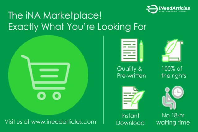 The Marketplace – Why You Should Visit Regularly