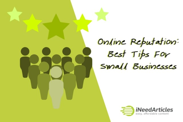 Online Reputation: Best Tips for Small Businesses