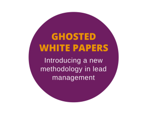 White paper series for a lead management company