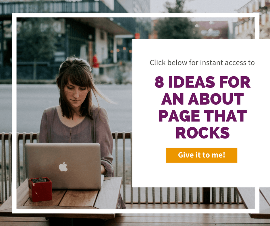 8 ideas for an about page that rocks