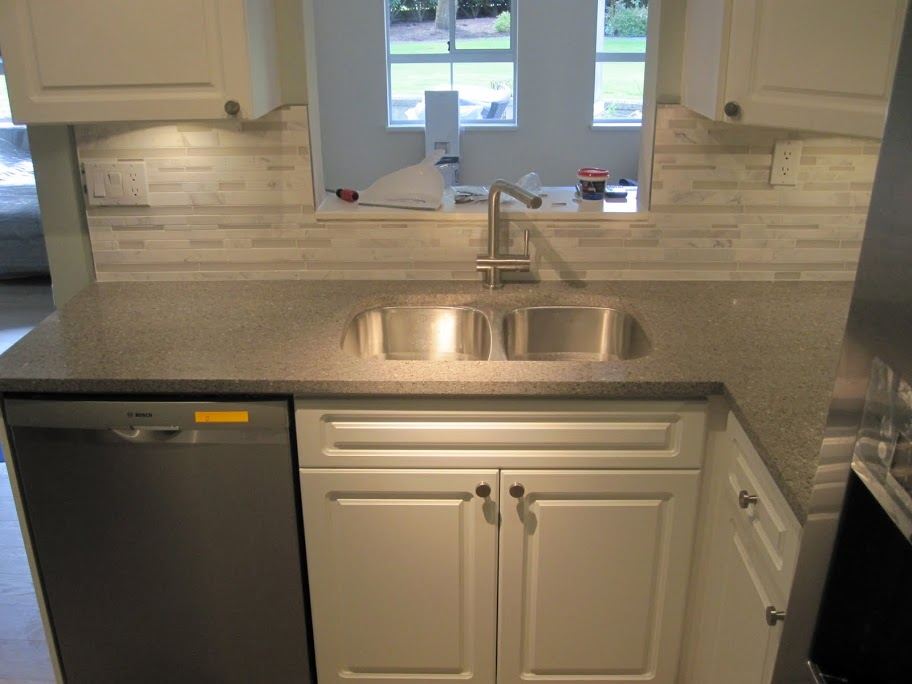 laminate tile flooring kitchen counters and cabinets engineered north vancouver| ...