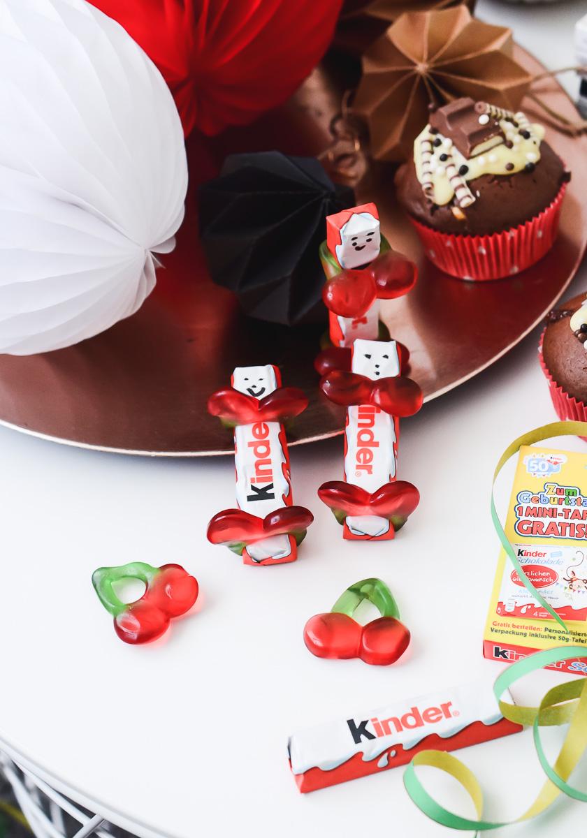 KINDERSCHOKOLADE Muffins Torte  mehr fr Kindergeburtstag