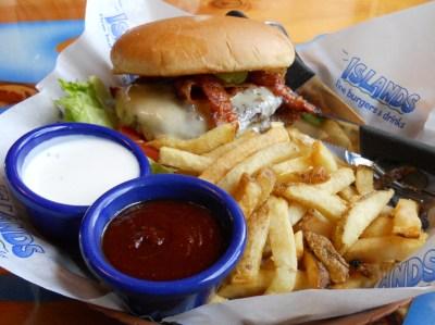 Nibbles of Tidbits, a Food Blogpictures of Islands burgers ...
