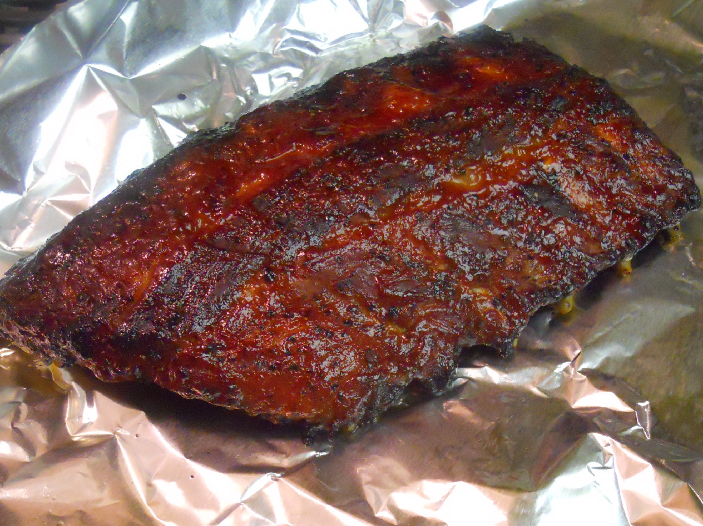 Food Network Oven Baked Baby Back Ribs