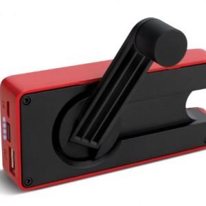 Eton Backup Battery with Hand Crank Back-Up Power