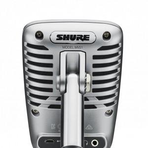 Shure Digital Large-Diaphragm Condenser Microphone1