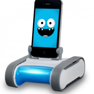 Romo App-Controlled Robotic Pet for iOS Devices 1