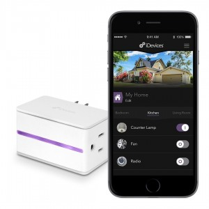 iDevices Switch - Wi-Fi and HomeKit (with Siri) Enabled Plug2