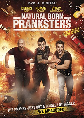 Natural Born Pranksters [DVD + Digital]