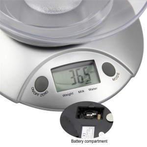 Etekcity 11lb/5kg Digital Kitchen Food Scale