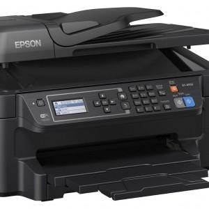 Epson WorkForce ET-4550  Wireless Printer with Fax1