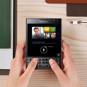 BlackBerry Passport Factory Unlocked Cellphone