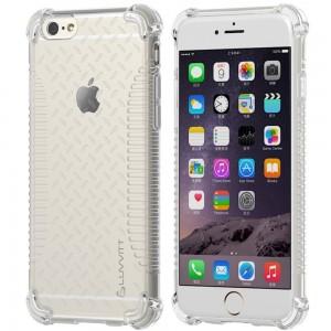 iPhone 5se Case, LUVVITT [Clear Grip] Soft Slim