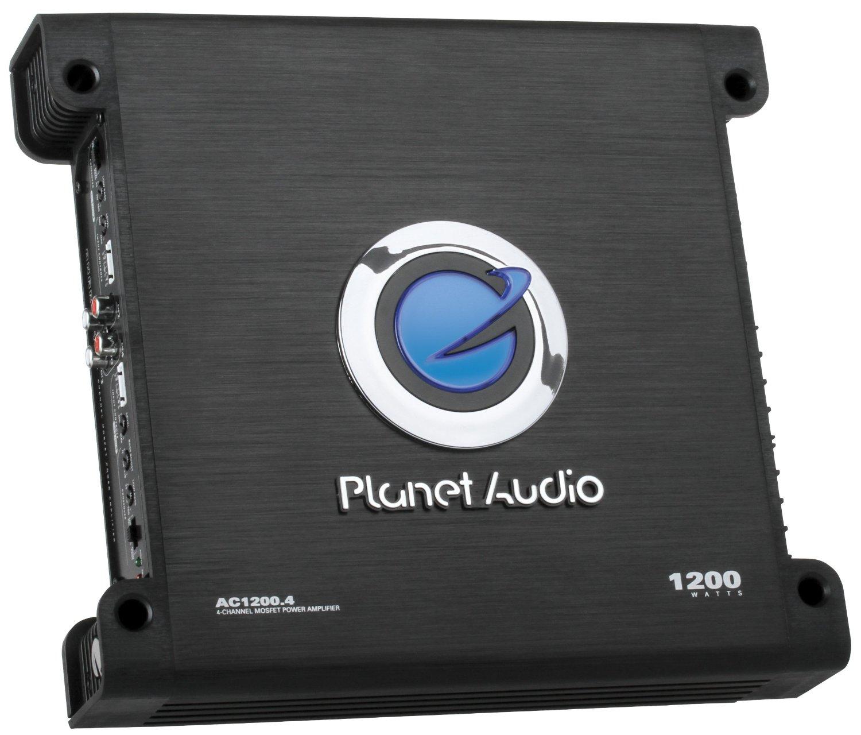 Planet Audio AC1200.4 ANARCHY 1200-watts