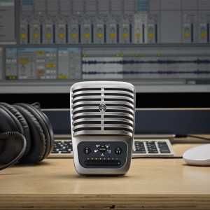 Shure Digital Large-Diaphragm Condenser Microphone