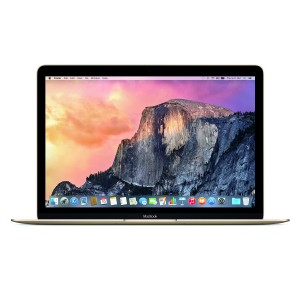 "Apple MacBook 12"" with Retina Display, Gold, 256 GB"