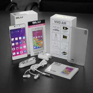 BLU Vivo Air Unlocked Cellphone