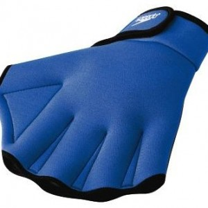 Aqua Fit Swim Training Gloves New