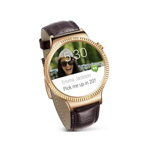 Huawei Watch Rose Gold Plated