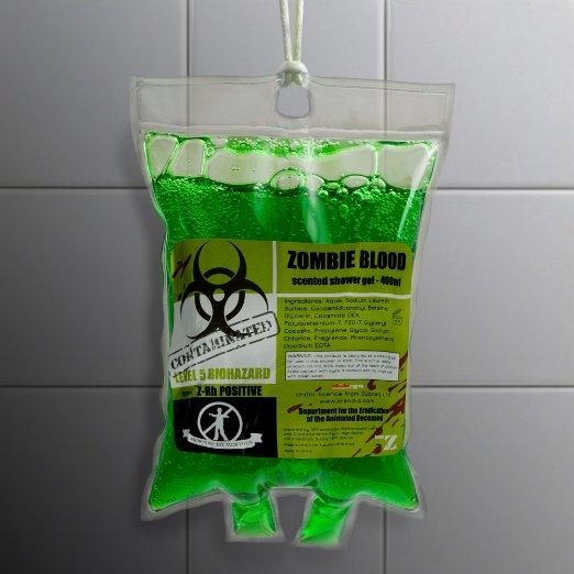 Zombie Blood Zombie Shower Gel