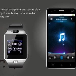 DZ09+ Bluetooth Smart Watch