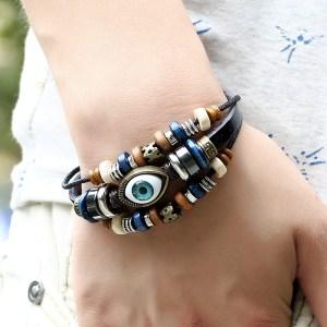 Double infinite Bracelet