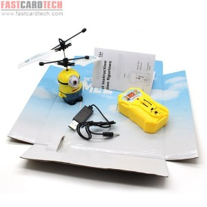 Minion RC Airplane