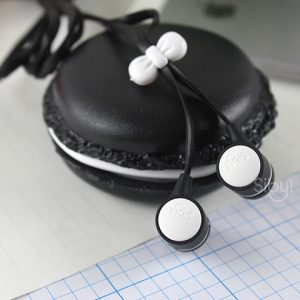 Miniso Macarons Take-in Cute Earphone