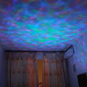 Projection Lamp - Romatic Ocean