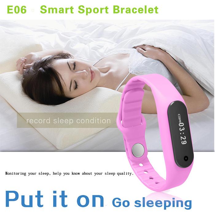 Smart Wristband Bluetooth 4.0