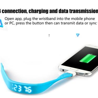 A6 Smart Wristband
