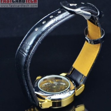 Automatic Male Golden Watch J234