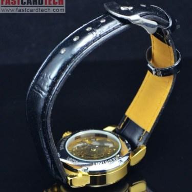 Automatic Male Golden Watch J234