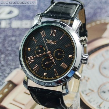 Luxury Jaragar Men Automatic Watch J182