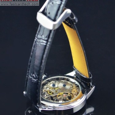 Luxury Round Automatic Male Watch J173