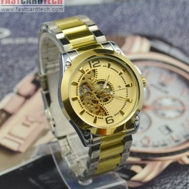 Mix Color Automatic Male Watch J267