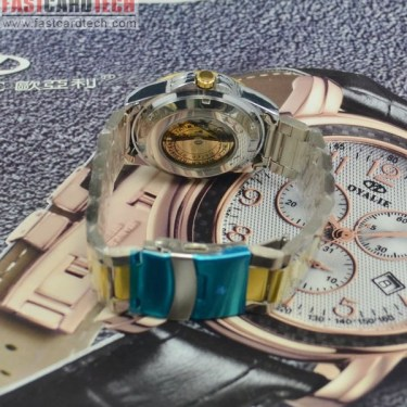 Mix Color Male  Automatic Watch J269