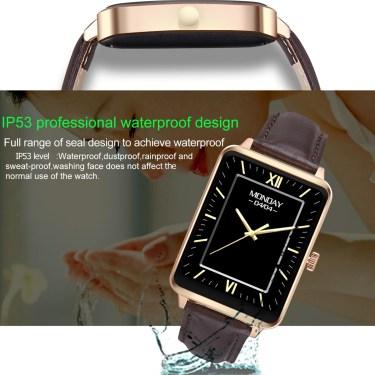 OUKITEL A58 Smartwatch Loudspeaker