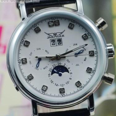 Popular Automatic Data Jaragar Watch J176