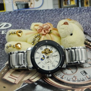 Popular Stainless Fuyate Steel Automatic Watch J135
