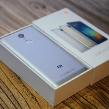 Xiaomi Redmi Note 3 Pro 32GB TOUCH ID Smartphone