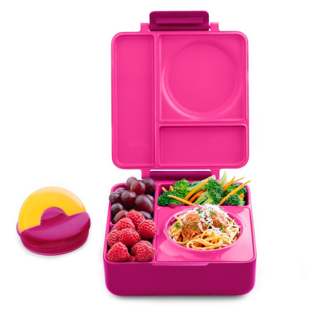 Bento Lunch Box With Insulated Thermos For Kids