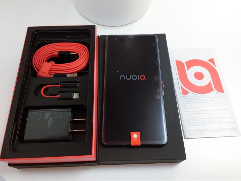 ZTE Nubia Z17 6GB 128GB – 5.5 Inch 4G LTE