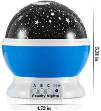 Constellation Night Light Projector Lamp from Peachy