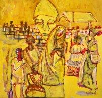 Acrylic on Canvas $125