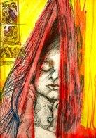 Mixed Media on Canvas $350