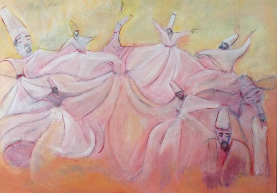 Twirling Dervish artwork