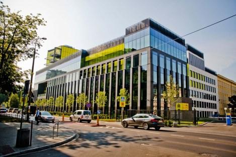Centrum Energetyki - linie zasilające SN i stacja transformatorowa SN/nN, Akademia Górniczo-Hutnicza w Krakowie