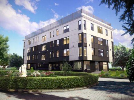 Budynek biurowy, ul. Dekerta w Krakowie